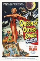 Queen of Outer Space movie poster (1958) picture MOV_be6757a8