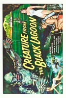 Creature from the Black Lagoon movie poster (1954) picture MOV_be68d4cc