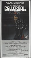 Rollerball movie poster (1975) picture MOV_be6a8000