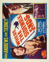 Where the Sidewalk Ends movie poster (1950) picture MOV_be6f9d31