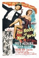 The Belle of New York movie poster (1952) picture MOV_be7fab11