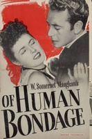 Of Human Bondage movie poster (1946) picture MOV_be8590ed