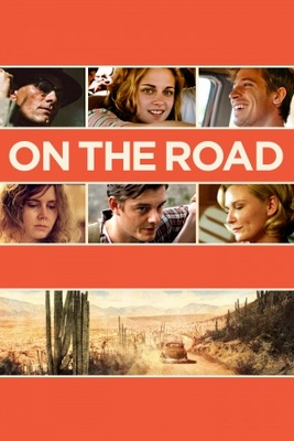 On the Road movie poster (2012) poster MOV_be85c7bb