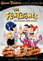 The Flintstones movie poster (1960) picture MOV_490feb45