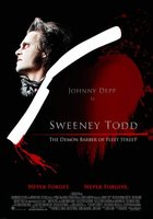 Sweeney Todd: The Demon Barber of Fleet Street movie poster (2007) picture MOV_be8fc4c8