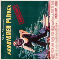 Forbidden Planet movie poster (1956) picture MOV_be93bf44