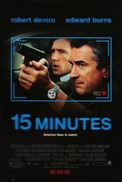 15 Minutes movie poster (2001) picture MOV_be94870a