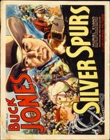 Silver Spurs movie poster (1936) picture MOV_be9500d4