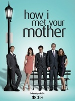 How I Met Your Mother movie poster (2005) picture MOV_be98d4b4
