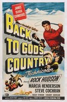 Back to God's Country movie poster (1953) picture MOV_be9b6713
