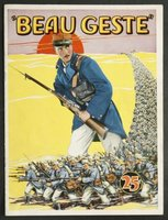 Beau Geste movie poster (1926) picture MOV_be9b978e