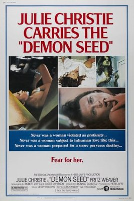 Demon Seed movie poster (1977) poster MOV_be9dd12b