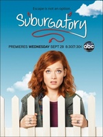 Suburgatory movie poster (2011) picture MOV_be9e11d4