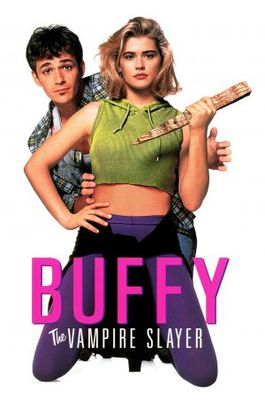 Buffy The Vampire Slayer movie poster (1992) poster MOV_be9e9812
