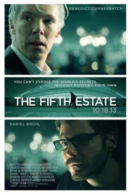 The Fifth Estate movie poster (2013) poster MOV_bea02bde