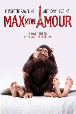 Max mon amour movie poster (1986) poster MOV_bea35bb5