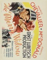The Merry Widow movie poster (1934) picture MOV_bea5c283