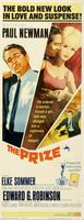 The Prize movie poster (1963) picture MOV_bec24c19