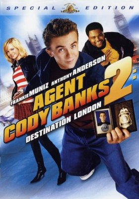 Agent Cody Banks 2 movie poster (2004) poster MOV_bec98bd2