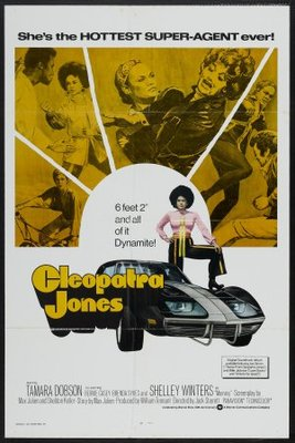 Cleopatra Jones movie poster (1973) poster MOV_beca1b35