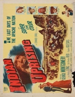 Indian Uprising movie poster (1952) picture MOV_becb7f77