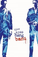 Kiss Kiss Bang Bang movie poster (2005) picture MOV_becec7a1