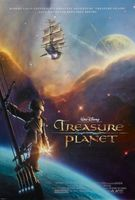 Treasure Planet movie poster (2002) picture MOV_bed203c0