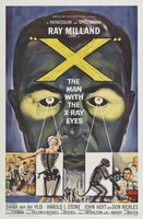 X movie poster (1963) picture MOV_bed70064