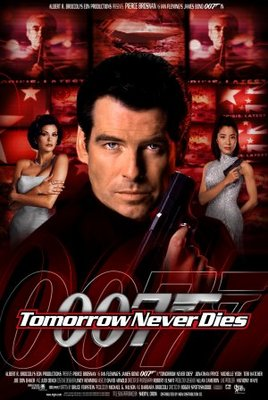 Tomorrow Never Dies movie poster (1997) poster MOV_bed73ad2