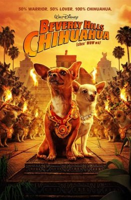 Beverly Hills Chihuahua movie poster (2008) poster MOV_bed9c868