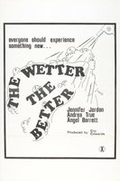 The Wetter the Better movie poster (1975) picture MOV_bedc6941