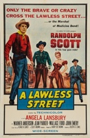 A Lawless Street movie poster (1955) picture MOV_bee499e2