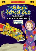 The Magic School Bus movie poster (1994) picture MOV_e0f705a8