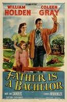 Father Is a Bachelor movie poster (1950) picture MOV_bee898bf