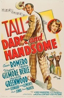 Tall, Dark and Handsome movie poster (1941) picture MOV_bef0ff8b