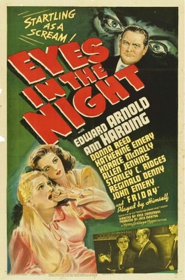 Eyes in the Night movie poster (1942) poster MOV_bf02033f