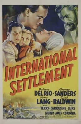 International Settlement movie poster (1938) poster MOV_bf02e19f