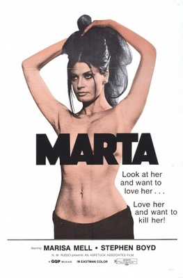 Marta movie poster (1971) poster MOV_bf0cda33