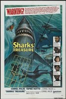 Sharks' Treasure movie poster (1975) picture MOV_bf0da3ce