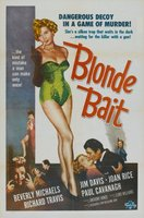 Blonde Bait movie poster (1956) picture MOV_bf1a275e