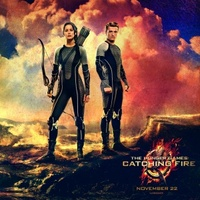 The Hunger Games: Catching Fire movie poster (2013) picture MOV_bf1d01db