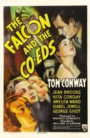The Falcon and the Co-eds movie poster (1943) picture MOV_bf1d2059
