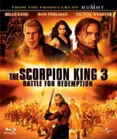 The Scorpion King 3: Battle for Redemption movie poster (2011) picture MOV_bf1e8f77
