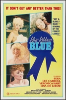 Blue Ribbon Blue movie poster (1985) picture MOV_bf22be06