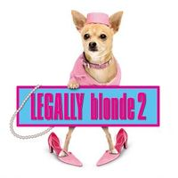 Legally Blonde 2: Red, White & Blonde movie poster (2003) picture MOV_bf25b6ae