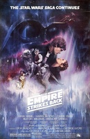 Star Wars: Episode V - The Empire Strikes Back movie poster (1980) picture MOV_bf2c1a42