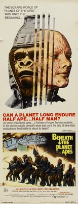 Beneath the Planet of the Apes movie poster (1970) poster MOV_bf2c864e