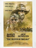 The Missouri Breaks movie poster (1976) picture MOV_bf3750aa