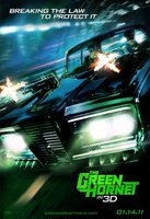 The Green Hornet movie poster (2010) picture MOV_bf395a4d