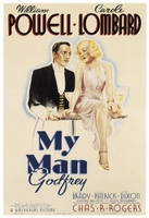My Man Godfrey movie poster (1936) picture MOV_bf3a153f